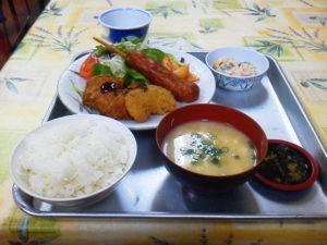 福岡県警中央警察署食堂
