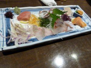 海鮮料理屋兼平鮮魚店 刺身盛り
