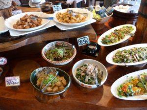 八幡屋 天ぷら 煮物
