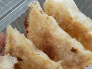 ぎょうざの山八 焼き餃子