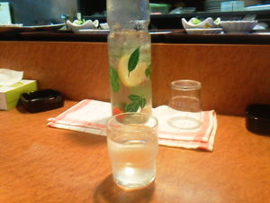 和 (ナゴミ) レモン水