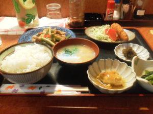 和 (ナゴミ) 昼定食