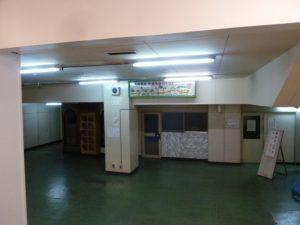 長崎県営バスターミナル 地下