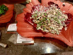 オークラ カメリア 豆サラダ