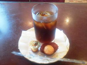 アルプス洋菓子店 2012 アイスコーヒー