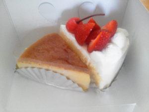 アルプス洋菓子店 2012 ケーキ
