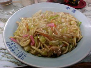 ダル麺 ダールー麺 金龍食堂