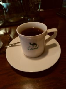 キャメル 奈良屋 コーヒー