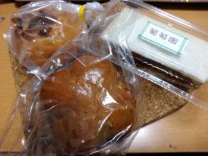 葡萄園 パン