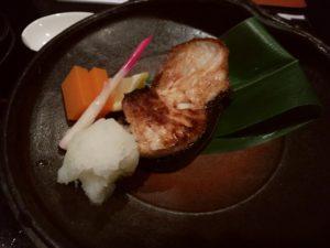 魚店亜紗 ブリ