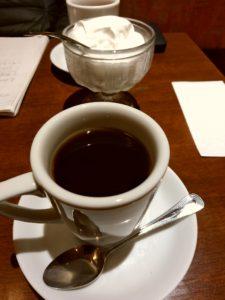 庵道珈琲店 コーヒー