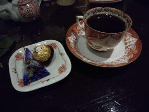 喫茶赤猫 コーヒー