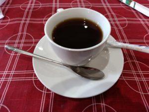 カフェ・ブルージュデミタスコーヒー