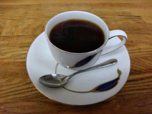 下関 唐戸 菜の花 サイフォンコーヒー