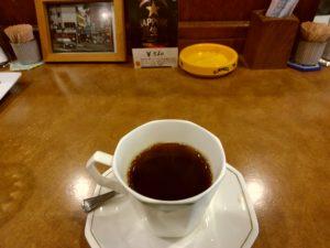 琥珀館 コーヒー