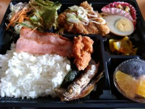 洋食屋Tomato畑 日替わり弁当
