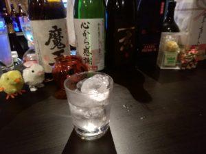 Live Bar HEARTS 焼酎