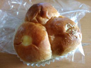 タケシタベーカリー  3色パン