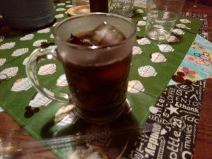 惣右エ門 アイスコーヒー