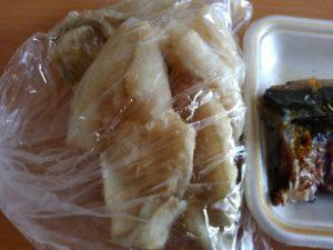 江島屋水産 鱚の天ぷら