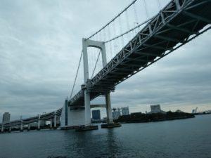 ザ・クルーズクラブ東京 レインボーブリッジ