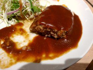 焼き肉プリンス ハンバーグ