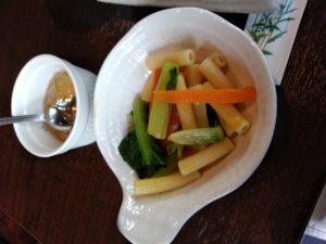中華金鼎 サラダ