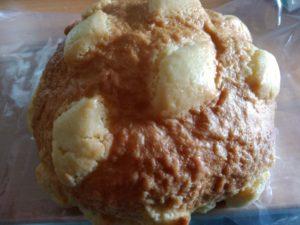 サンの森 バターリッチメロンパン