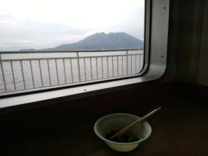 南海うどん 桜島