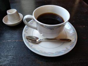 角の茶食館プリンス コーヒー
