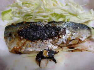 博多三徳 鯖の味噌焼き