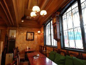 カフェ・ド・BGM 店内