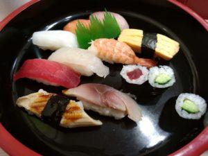 まわる寿司 博多魚がし 得々セット