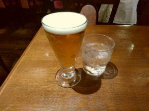 庵道珈琲 ミニビール