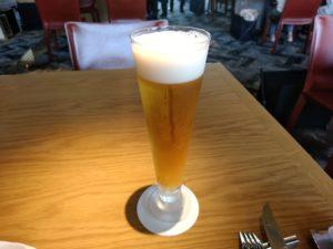 生ビール レッドフランマ