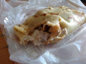 ペチカ 博多バスターミナル マッシュポテトと茸のクリーム