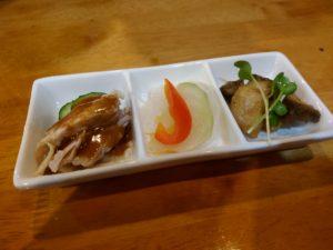 中国菜 隨園 前菜