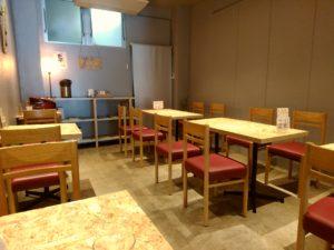 お茶カフェ 1101sai cafe 店内