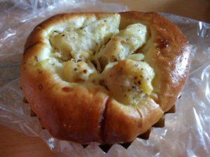 ル プティパレ ジャーマンポテトとベーコンのパン