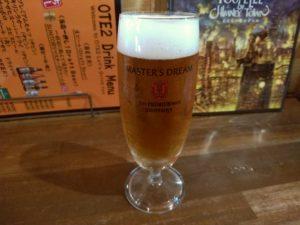 ote2  生ビール