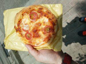 このこのぱん トマト&モッツァレラ