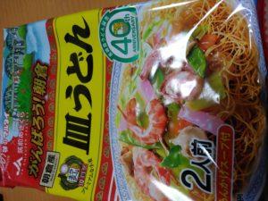 マルタイ福岡県朝倉産ラー麦皿うどん