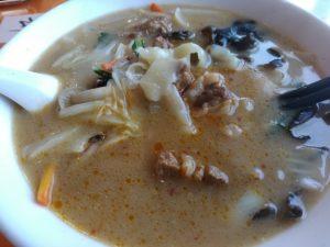 中華料理 李香 刀削麺
