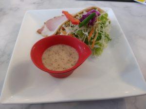 カフェ・ド・ブルー サラダ