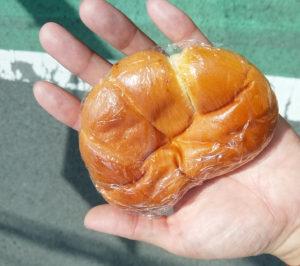アマノベーカリー クリームパン