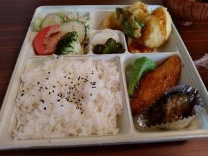 豆の樹 富士山駅 日替わりランチ 800円