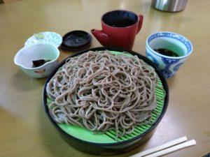 鹿島神宮 蕎麦 うちだや もりそば