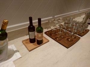 都シティ東京高輪 ワイン