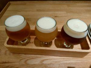 三井ガーデンホテル福岡祇園 ハカタ#092 クラフトビール飲み比べ