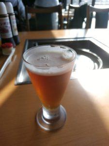 門司港地ビール工房 グラスビール